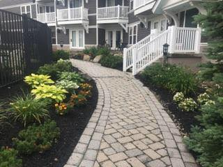 Hardscaping and Landscaping