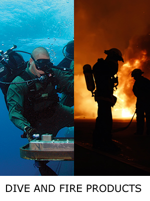 dive-and-fire-products