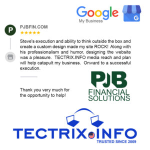 Square-Testimonial-Tectrix-Google-PJB-Financial-Solutions