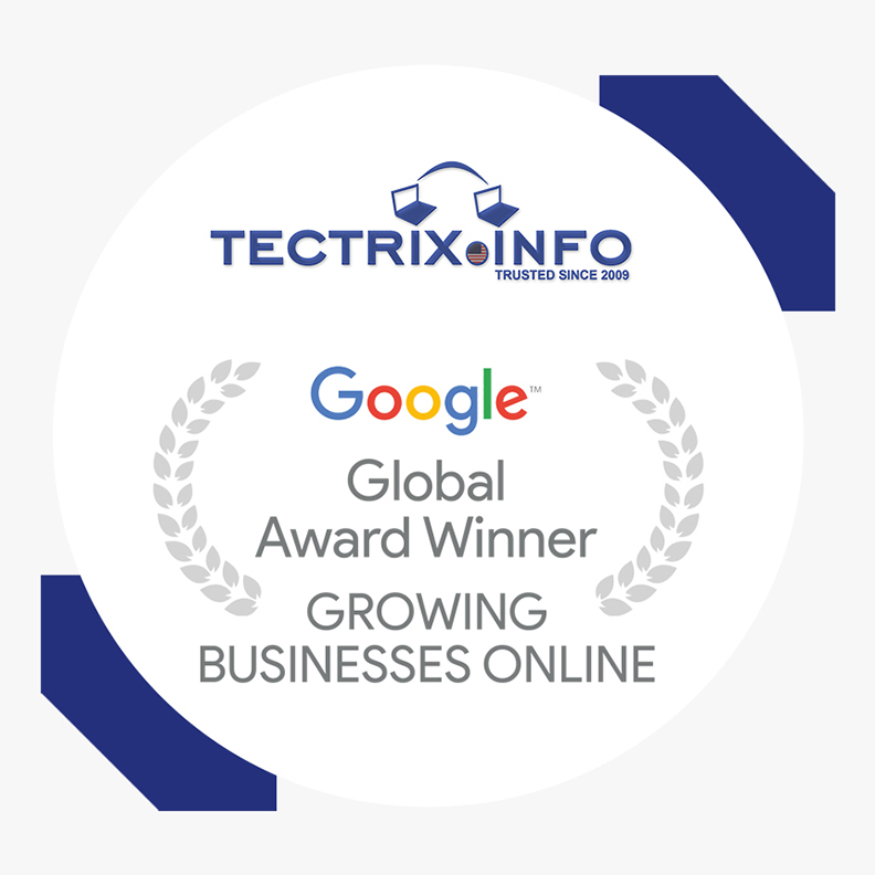 TECTRIX-global-award-winning-digital-marketing-agency-google