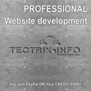 PROFESSIONAL-Website-development