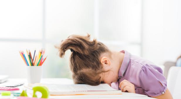 Virtual School Frustration