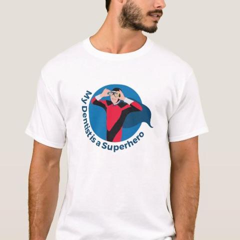 Man-Wearing-Superhero-Shirt