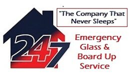 Emergency Glass Repair & Board Up Services