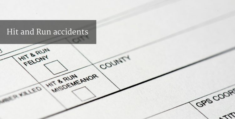 Hit and Run accidents