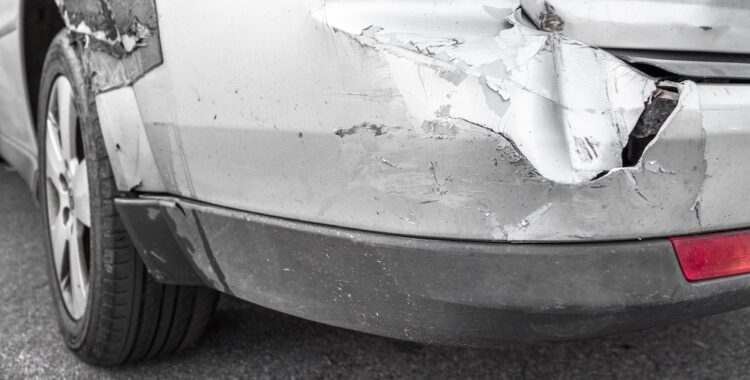 rear end collisions - Houston car accident lawyersi