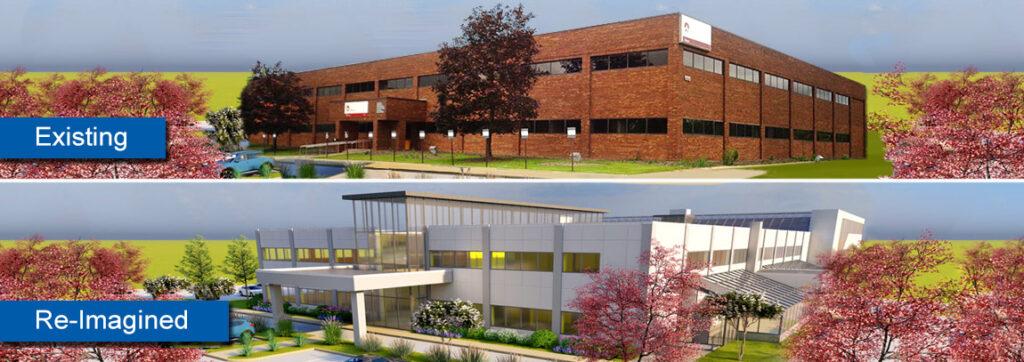 MegaJoule Building