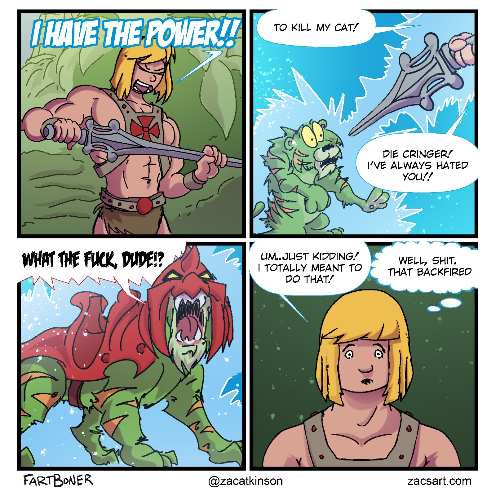 By the Power of Grayskull