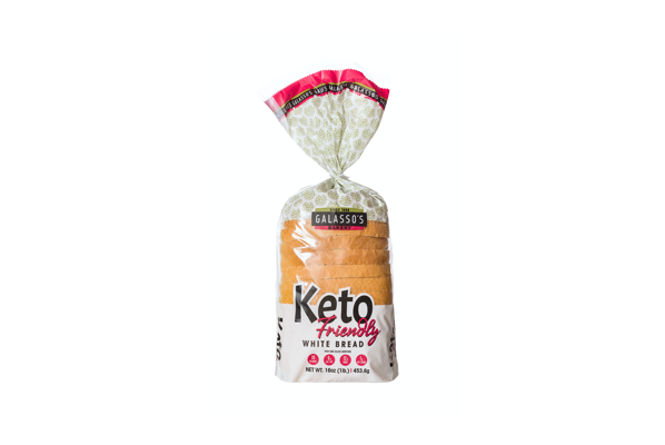 Keto-Friendly Bread
