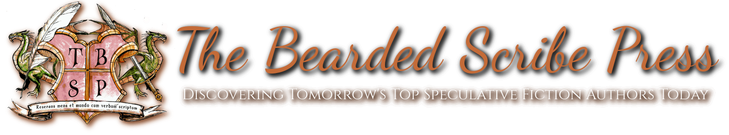 The Bearded Scribe Press Logo