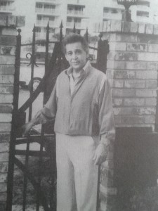"""Nicodemo """"Little Nicky"""" Scarfo, back in the days before his gated community came with barbed-wire"""