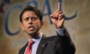 Louisiana Gov. Jindal, an aspirant for the 2016 presidential nomination, has some 'splaining to do.