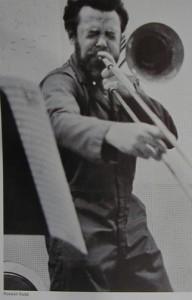 Roswell Rudd, trombonist