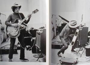 Larry Coryell on guitar