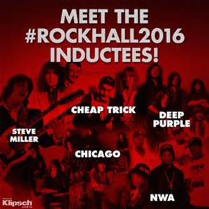 Deep Purple skirts the definition of prog rock, in my opinion, but their induction was a step in the right direction.