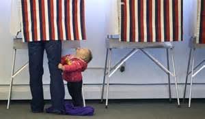 NOT voter intimidation