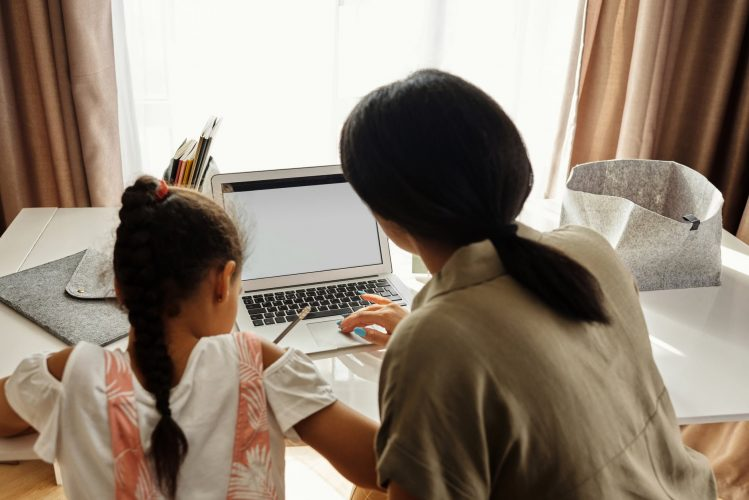 Women are leaving the workforce in record numbers to help with their children's schooling at home.