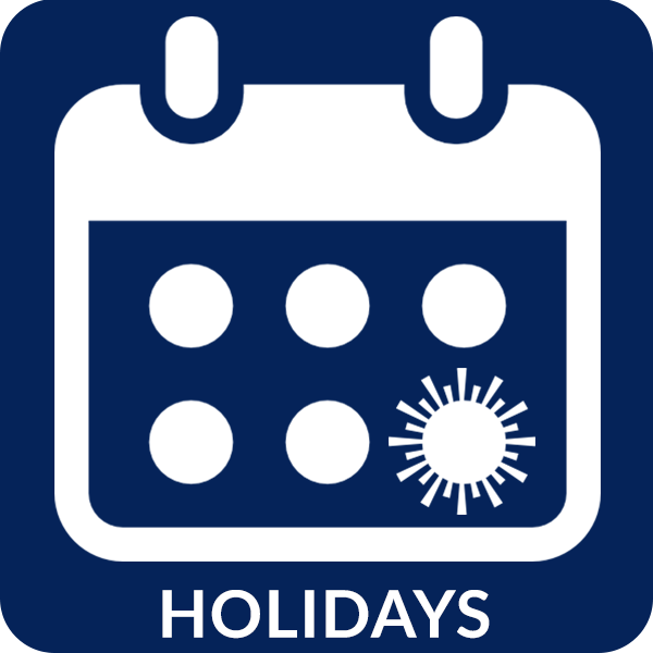Holidays/Events