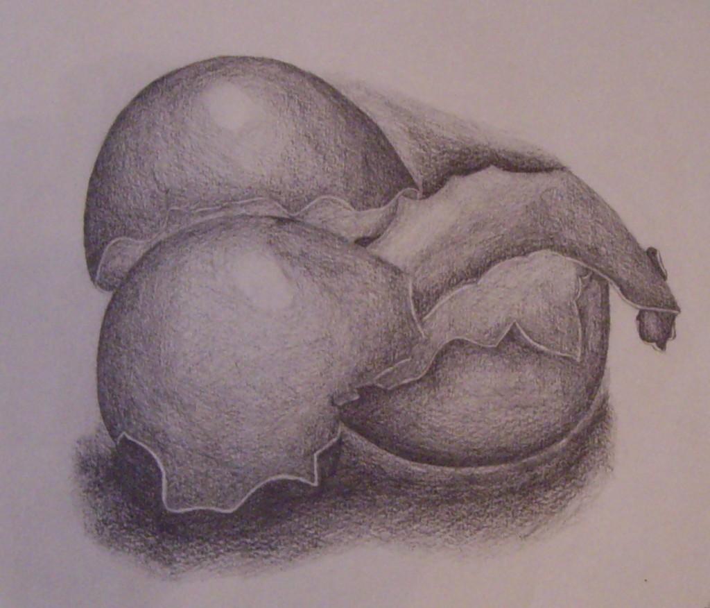 georgiasapounas_eggs_pencil_2000