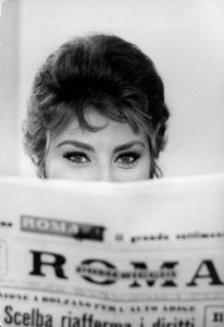 """""""Beauty is how you feel inside, and it reflects in your eyes. It is not something physical."""" -Sophia Loren"""