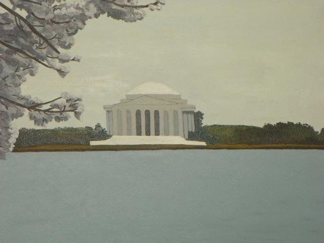 X Jefferson Memorial