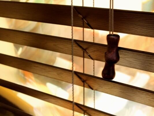 Faux Wood Blinds 3