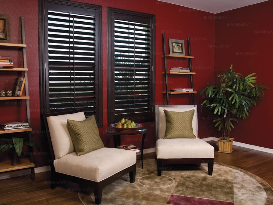 Plantation Shutter Blinds 1