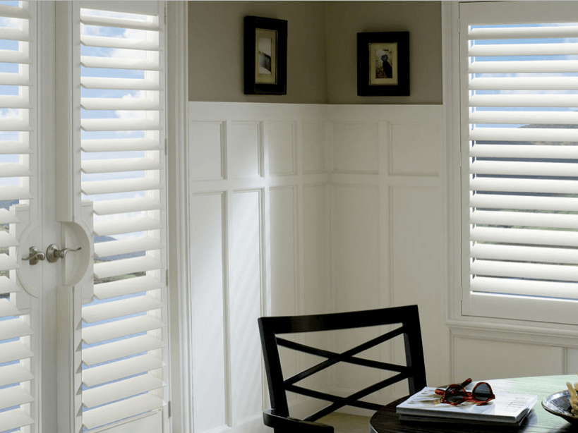 Plantation Shutter Blinds 12
