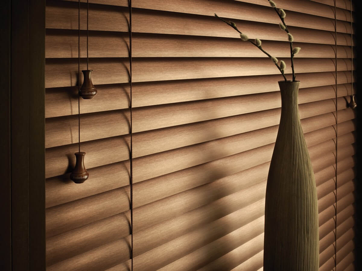 Wood Blinds 11