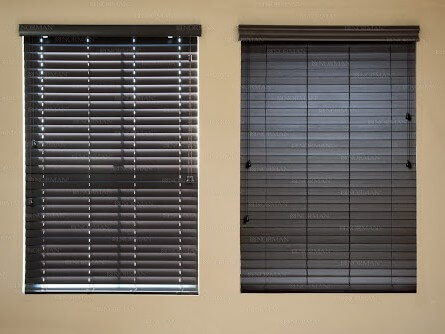 Wood Blinds 16
