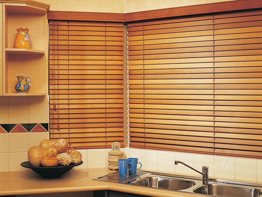Wood Blinds 17