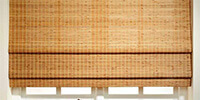 Sliding Panel Vertical Blinds, Wooden Blinds bamboo