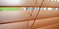Wooden Blinds faux wood