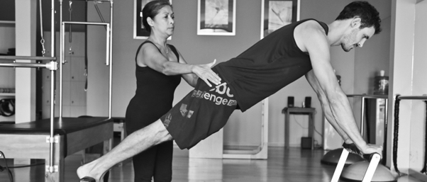 Private Pilates Lessons Palm Beach