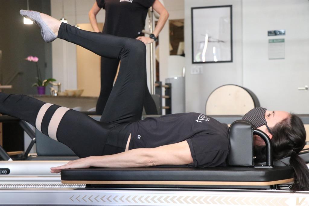 online pilates exercises