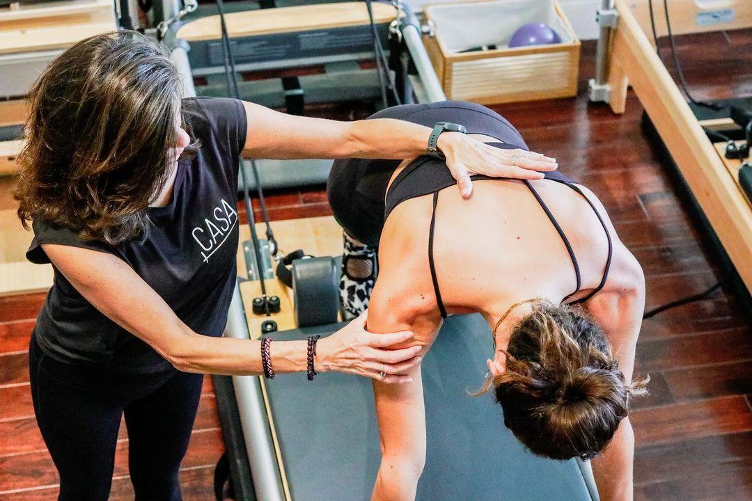 pilates equipment education