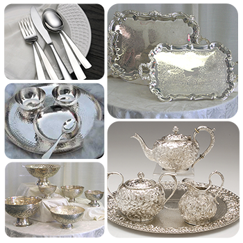 Antique Silver Dealers in Wesley Chapel