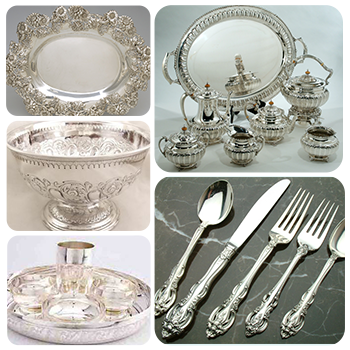 Antique Silver Dealers in Largo