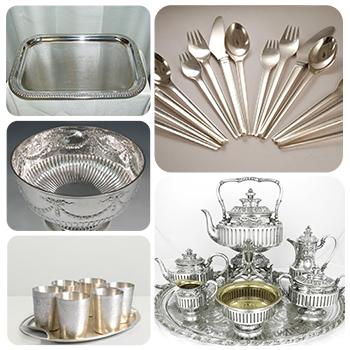 Antique Silver in Lakeland