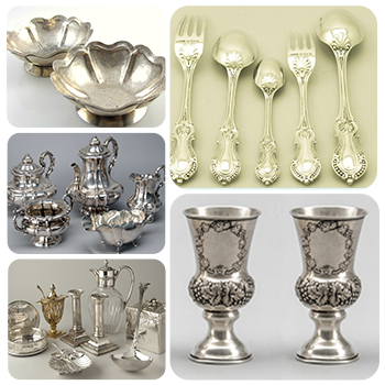 Antique silver buyers in Stuart