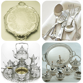 Collectors of antique silver St. Augustine