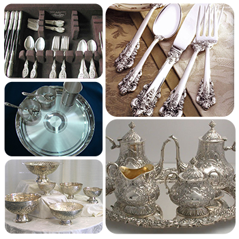 Antique Silver Dealers in Holmes Beach