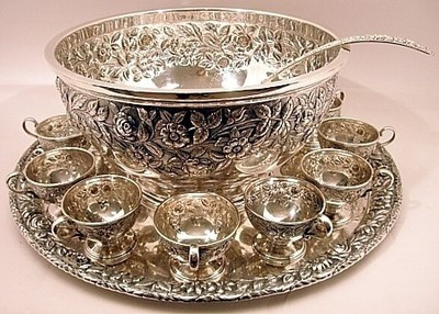 How much can i sell these sterling silver bowls