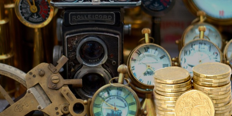 Make money from antique