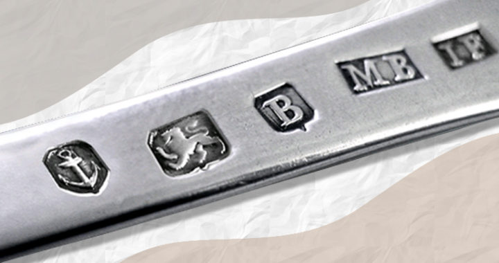 Deciphering Marks on Sterling Silver