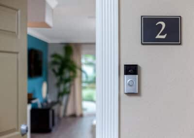 Beachwood Apartments modern security