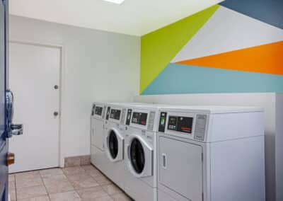 Beachwood Apartments laundry room
