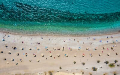 How to Plan a Socially Distanced Beach Visit