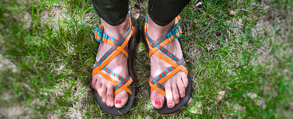 Chaco Sandals – Make It Your Own
