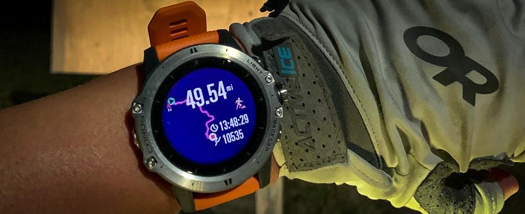 Coros Vertix GPS Watch